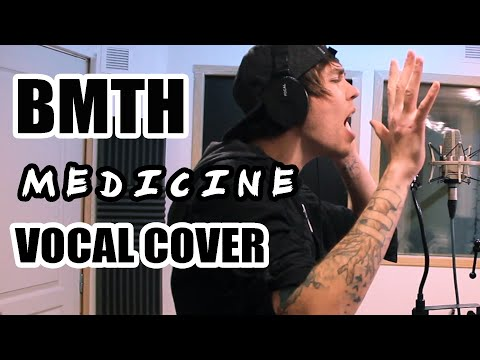 Bring Me The Horizon - Medicine - (Vocal Cover) By  Romi Maillot