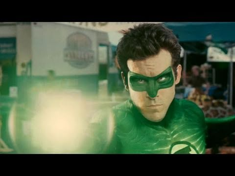 Green Lantern (M) ★ ½