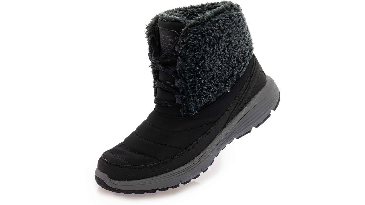 8a39224fc9f9 Kvalitná dámska zimná obuv Alpine Pro