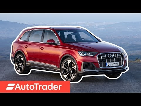 FIRST LOOK: 2019 Audi Q7