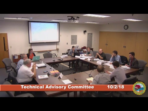 Technical Advisory Committee 10.2.2018