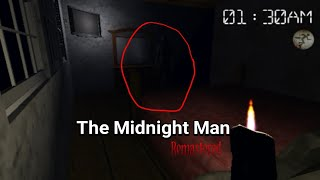 Im Just Hiding 😐 - The Midnight Man Remastered - Complete Gameplay