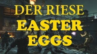 Der Riese Easter Eggs *ALL*