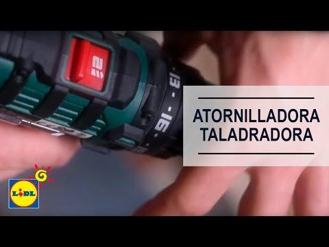Atornilladora Taladradora - Lidl España