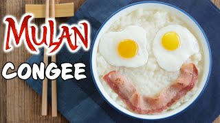 Congee From Mulan! - NERDY NUMMIES thumbnail