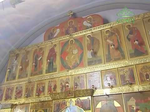 Торжественное открытие храма наслаждении