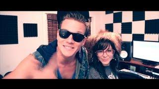 """""""Thrift Shop"""" - Tyler Ward & Lindsey Stirling COVER - Macklemore & Rya"""