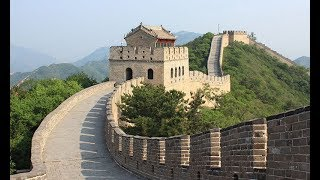 Video : China : The Great Wall of China near BeiJing
