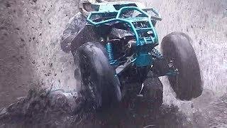 Worst quad crashes atv fails compilation 2018