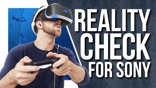 GAME OVER for VR? & SONY SWITCH being considered?