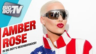 Amber Rose on 21 Savage, Defending Her Son, Blac Chyna, Adult Toys & A Lot More! | Kholo.pk