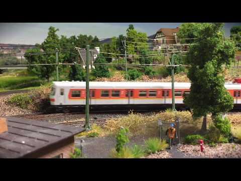Märklin H0 S-Bahn Triebzug BR 420 - Modelleisenbahn