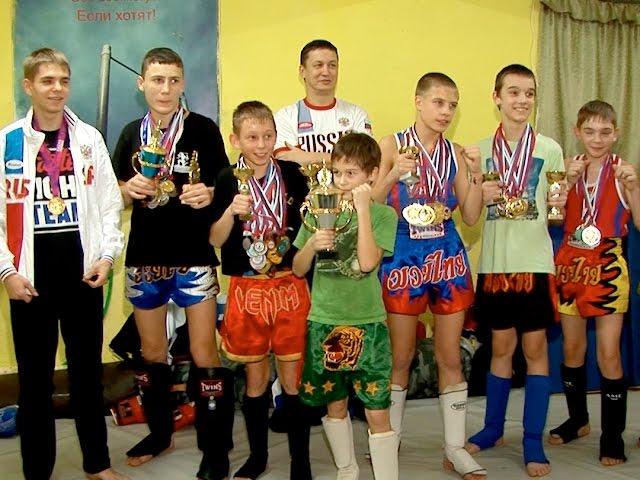 Большие победы маленьких боксёров