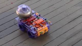 Snap Circuits Rover Project 1: Space Rover