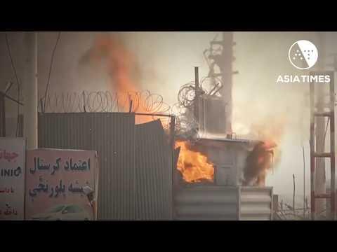 Kabul blast toll rises