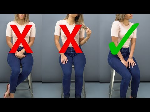 Hidden Body Language Signs SHE LIKES You! | How to Read a Women's Body Language