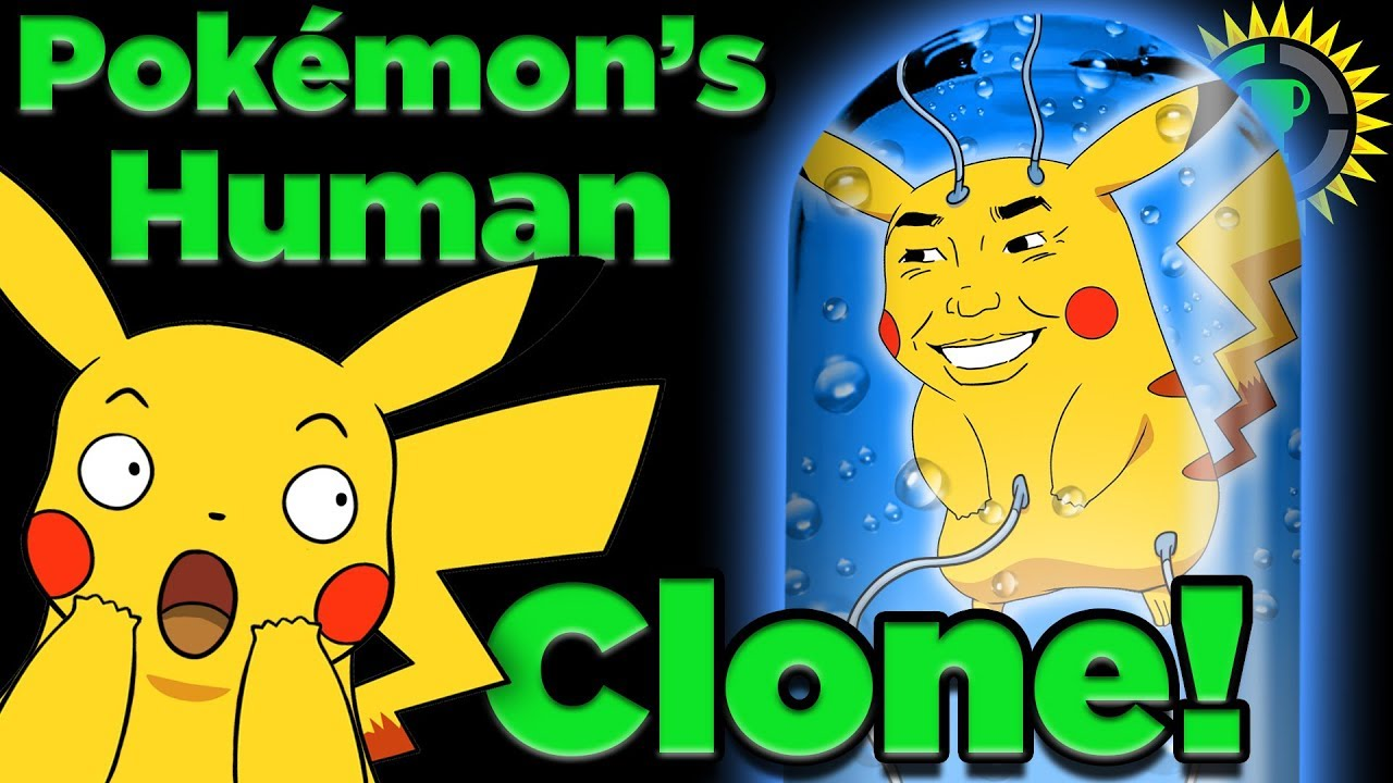 Game Theory: Mewtwo's Secret Human Clone! (Pokemon Let's Go Pikachu & Eevee) Screenshot Download