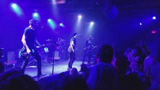 The Distillers - The Blackest Years live @ The Crescent Ballroom (04/28/2018) Phoenix, AZ