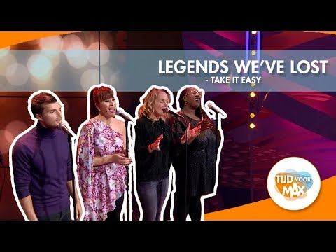Video The Legends We've Lost