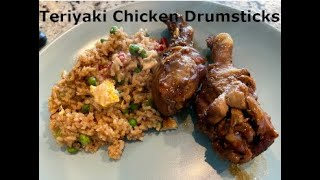 Honey Teriyaki Drumsticks - Easy And Cheap Crockpot Meal