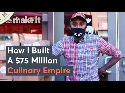 , title : 'How I Built A $75 Million Restaurant Empire