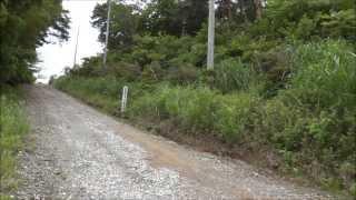 ソロツーリング27福島県いわき市湯の岳パノラマライン