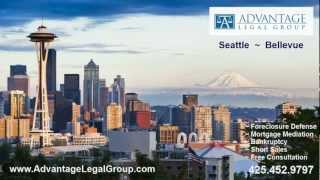 Seattle Bankruptcy Attorney - Seattle Foreclosure Defense Services - 425-452-9797