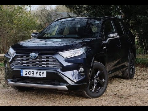 Motors.co.uk - Toyota Rav4 Review