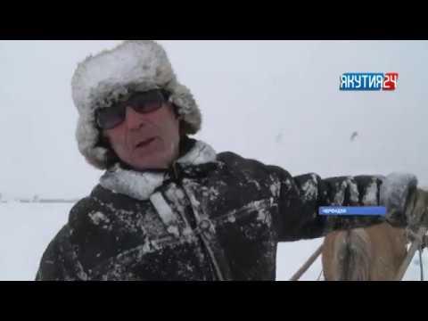 В якутской деревне Черендей проживает единственный житель