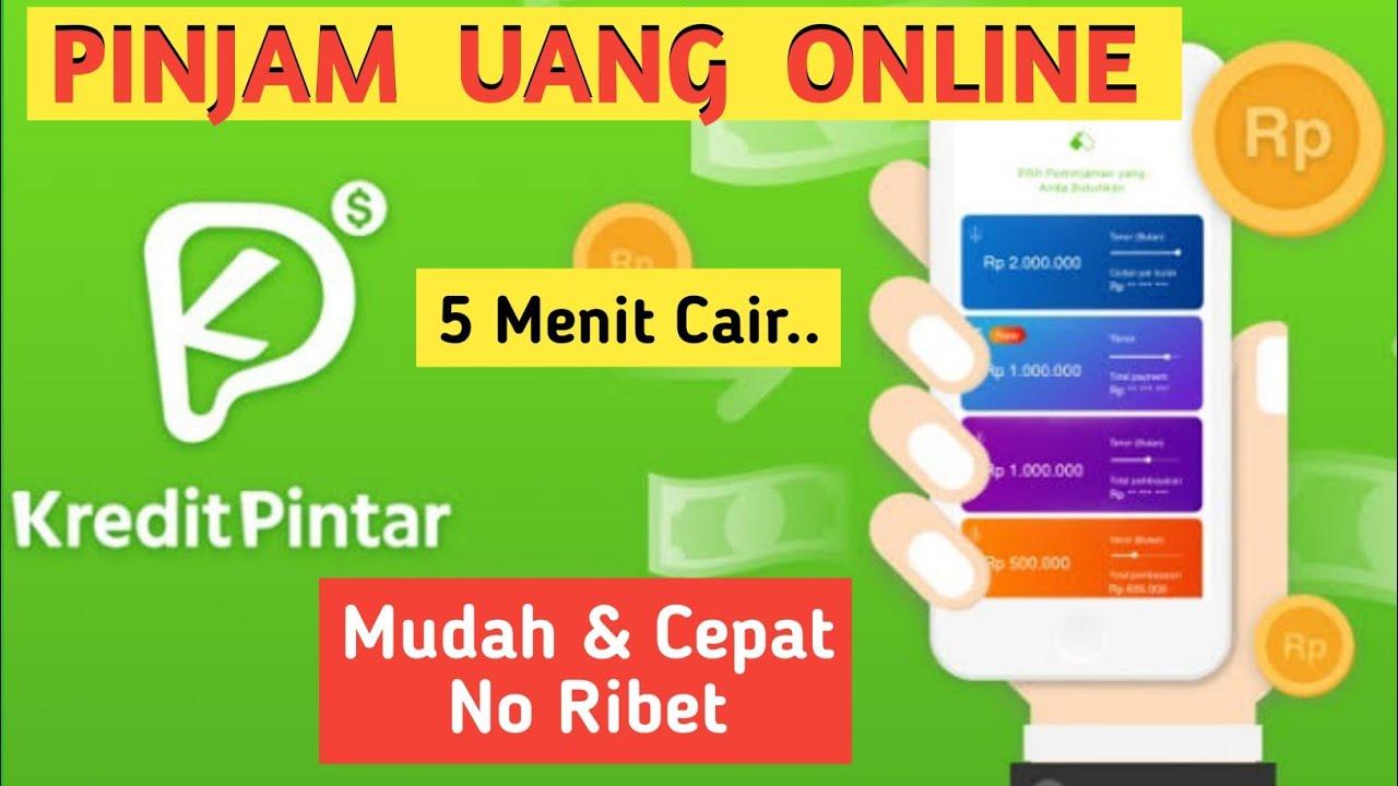 ⭕Cara Gampang Pinjam Uang Online Di Aplikasi Kredit Pintar ...