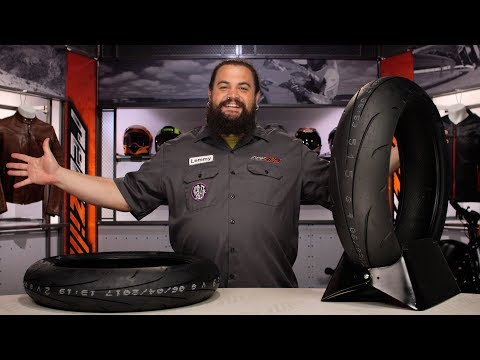 Dunlop Q3 Plus Sportmax Tires Review at RevZilla.com