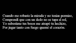 Déjame Ir. Andres Cepeda Con Morat.
