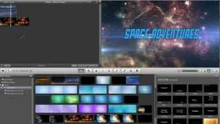 Adding Cool Effects in iMovie 11