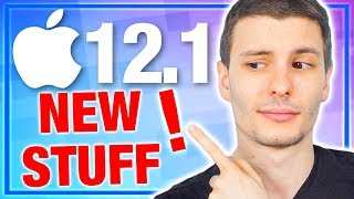 Best New Features in iOS 12.1! (And Hidden iOS 12.1 Features)