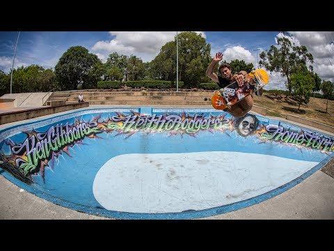 Nilo, Rony e Murilo na Austrália Ep.1: Pizzey Park