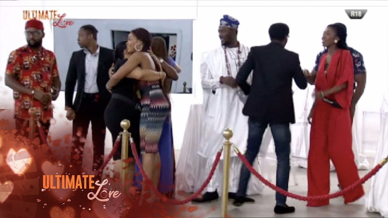 Ultimate Love housemates experience shock and joy on Finale announcement