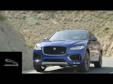 Jaguar F-PACE | Discover the Excitement of Driving Jaguar's SUV