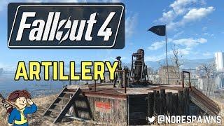 Fallout 4 - Artillery