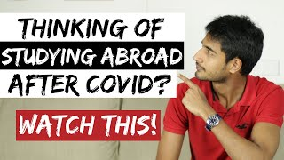 Studying Abroad after COVID 19? – WATCH THIS   Internash   Study in Australia