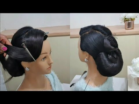 Download How To Make A Bridal Hairstyle 3gp Mp4 Codedwap