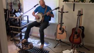 Ole Slew Foot, Johnny Horton cover by John E Hall Music