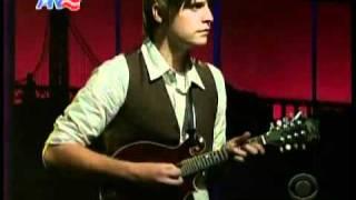 Fleet Foxes    Blue Ridge Mountains    (Live On Letterman)