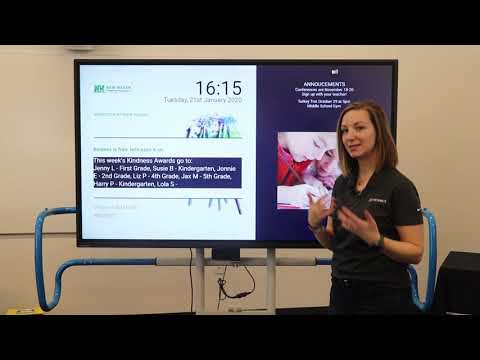 Clevertouch Impact - Demo