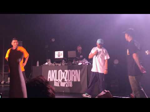 【Lyric有】AKLO / Count On Me Feat.ZORN, NORIKIYO(Remix)