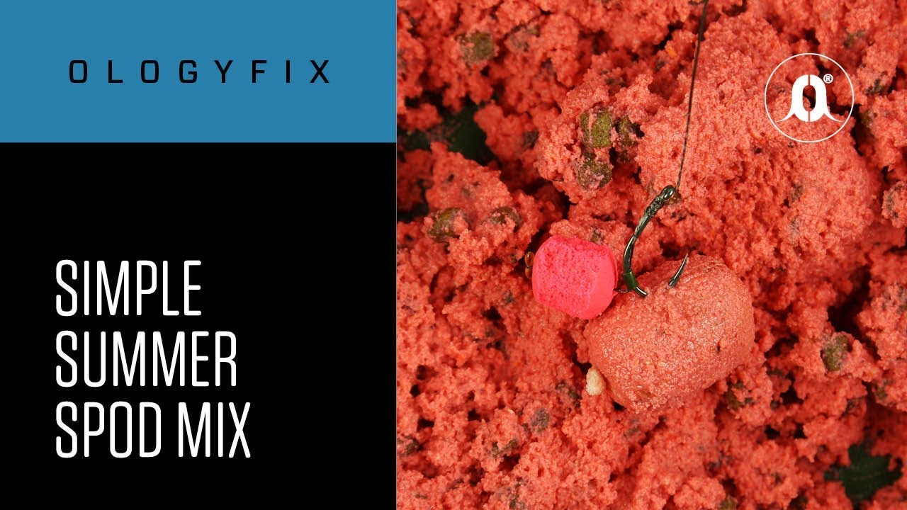 How to create a simple summer spod & bag mix