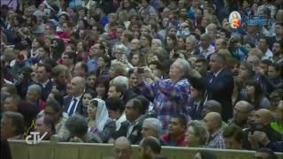 Audiencia con el Santo Padre 23-11-2016