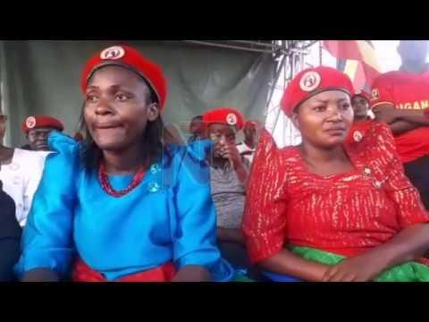 Akalulu k'e Hoima, Bobi Wine akongeddemu omuzinzi