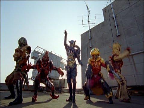 Power Rangers Jungle Fury - Taste of the Poison - Power Rangers vs Five Fingers (Episode 4)