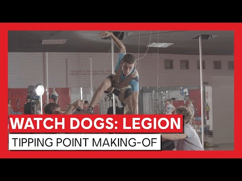 Watch Dogs: Legion – Tipping Point Making Of
