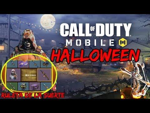 COD Mobile se acerca Halloween !!Mapa Temático, Nuevo Especialista y Ruleta de la Suerte¡¡